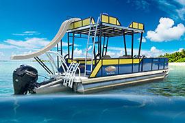 Bahamas Pontoon Boats<sup>®</sup>